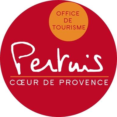 logo office de tourisme de Pertuis