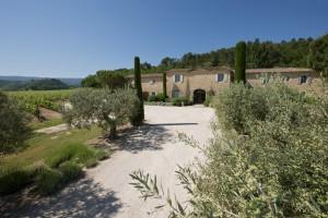 D couvrez nos producteurs les vins luberon terroir nature site officiel aoc de la vall e - Le domaine de fontenille ...